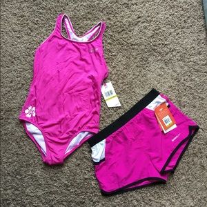 2 piece speedo set